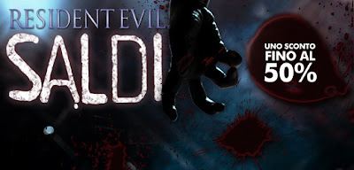 Resident Evil - saldi sul PlayStation Store