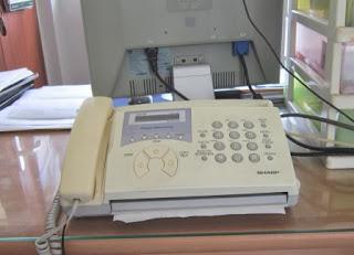mesin faks