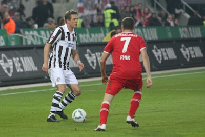 St. Pauli 1 x 3 Düsseldorf