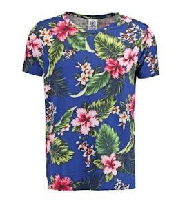 Model baju kaos keren pria terbaru masa kini