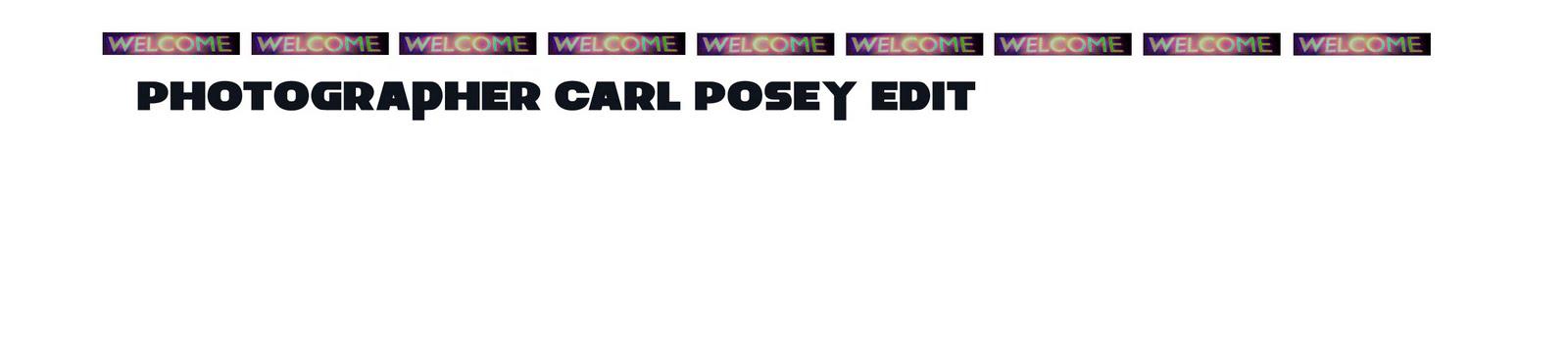 Carl Posey Edit