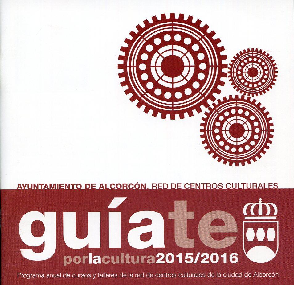 PROGRAMA DE CURSOS Y TALLERES 2015/16