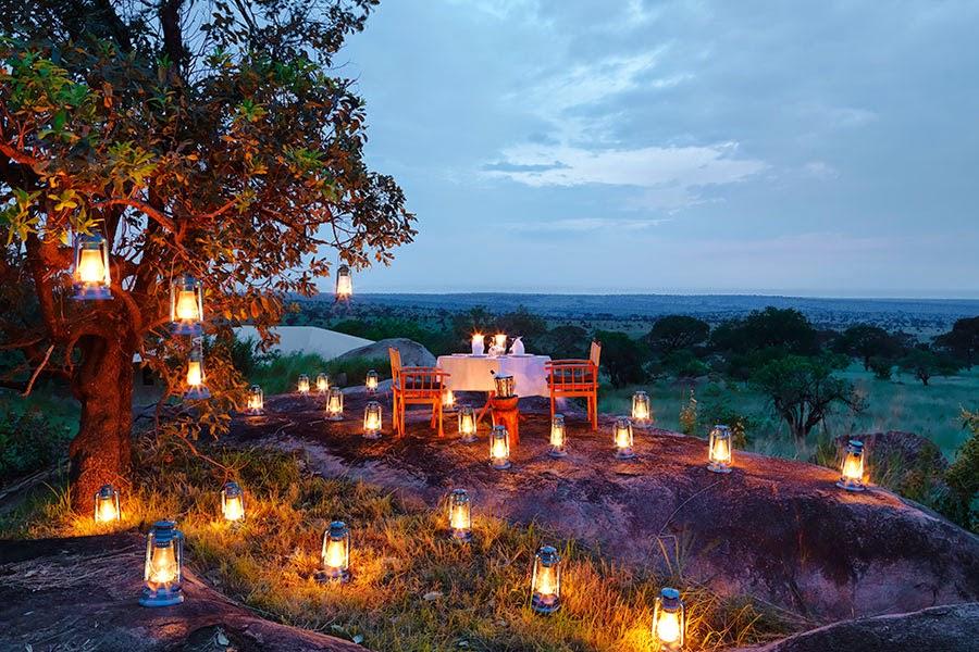 Serengeti Bushtop Camp - Tanzania