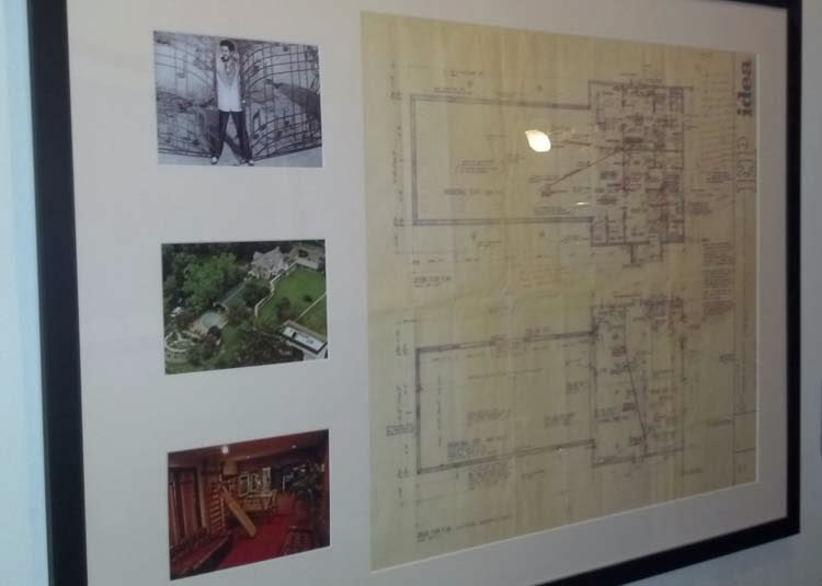 The Tarp Report Frank Lloyd Wright Blueprint