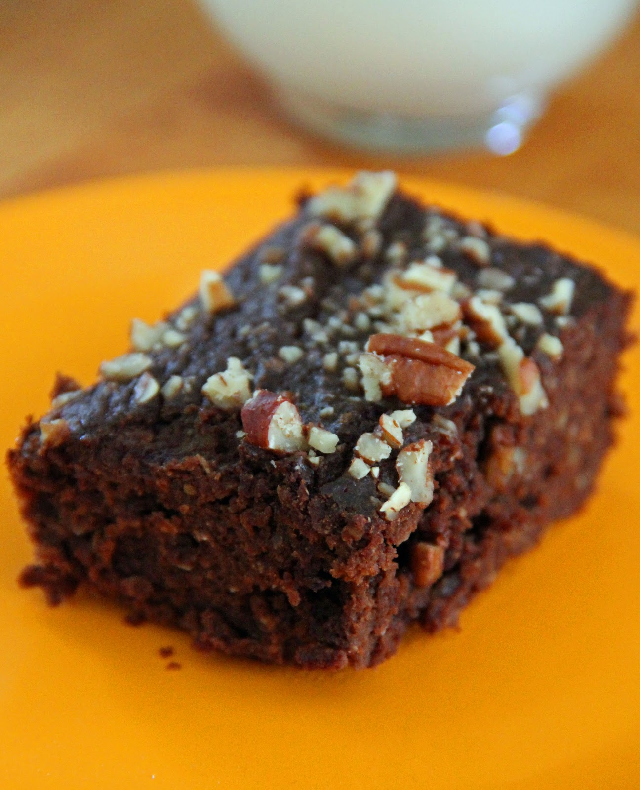 Jo and Sue: Chocolate Chickpea Cake
