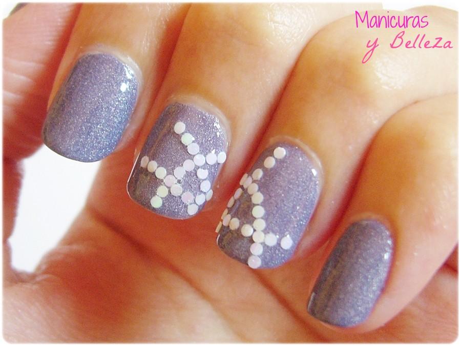 Nails Art Decor Mandarine