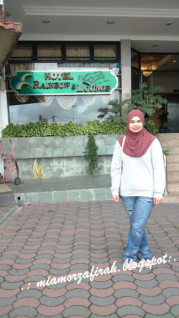 Brichang, Cameron Highlands, short vacay,