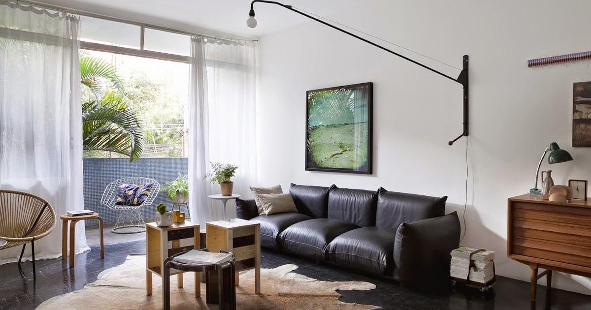 die wohngalerie mit leichtigkeit in sao paulo eingerichtet. Black Bedroom Furniture Sets. Home Design Ideas