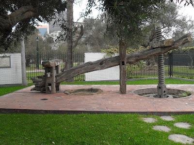 Parque del Olivo