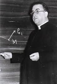 A Roman Catholic Priest proposed the idea of the Big Bang Theory