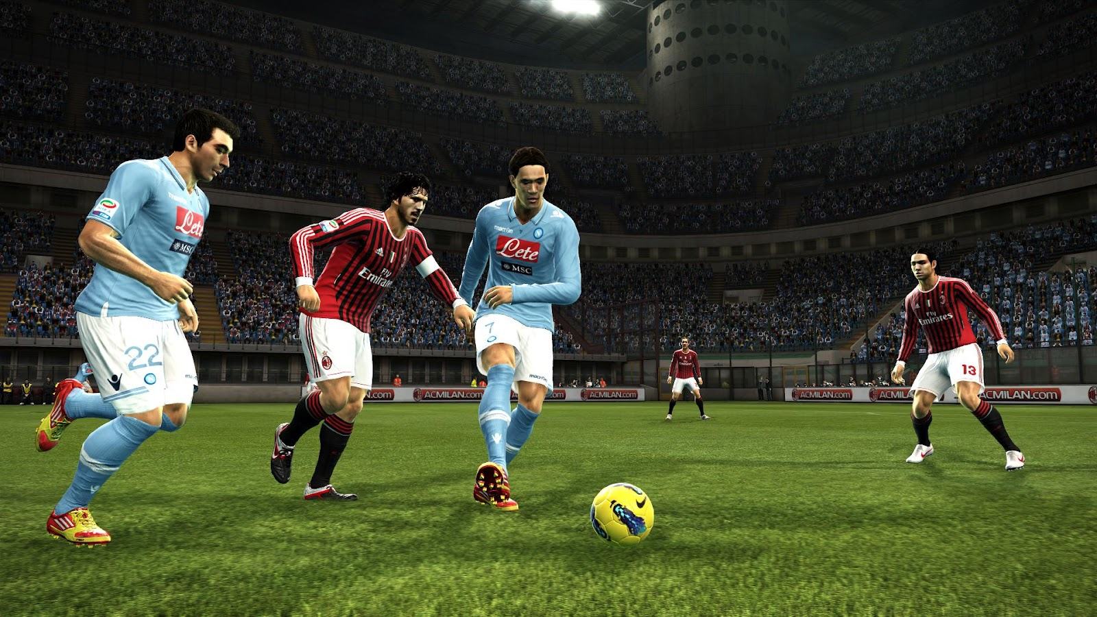 pes20122012 02 0412 07 59 56 - PES 2012 FULL + PESEDIT Patch 2.8 (NEW) MEDIAFIRE