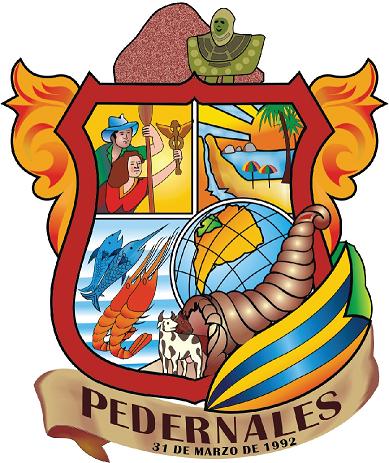 Escudo de Pedernales