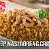 Cara Membuat Nasi Goreng Crispy ala Royco