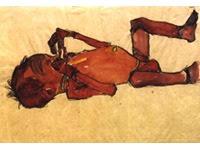 Schiele, 1910