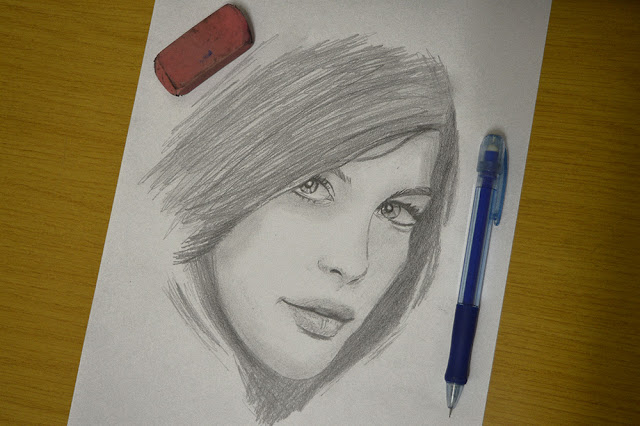Liv Tyler drawing