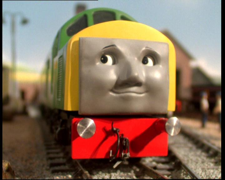 diesel from thomas and friends - photo #25
