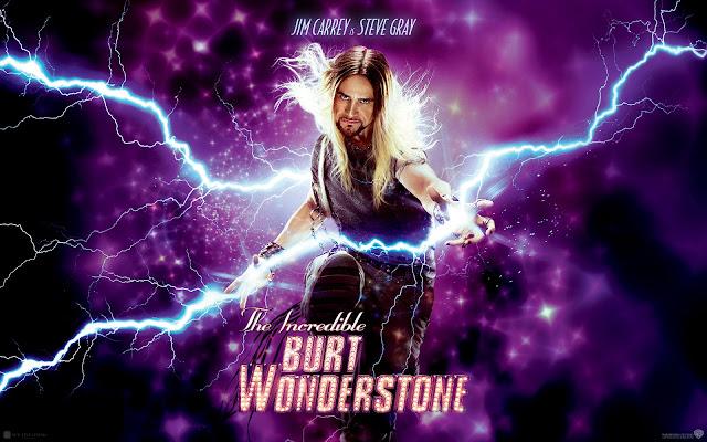 Steve Gray - The Incredible Burt Wonderstone