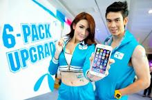 ดีแทคเปิดตัว iPhone 6 / iPhone 6 Plus
