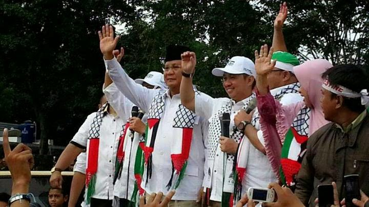 Koalisi Merah PuTIH save gaza