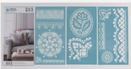 http://www.michaels.com/Cathedral-Lace-Laser-Cut-Stencils/cp0551,default,pd.html