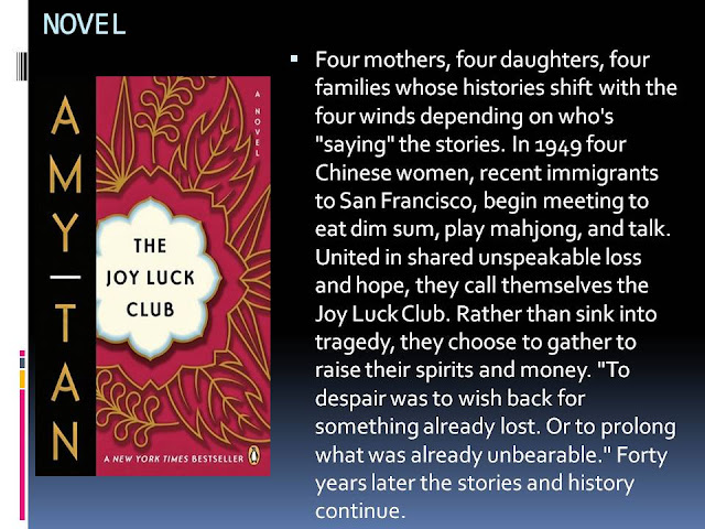 the joy luck club novel review