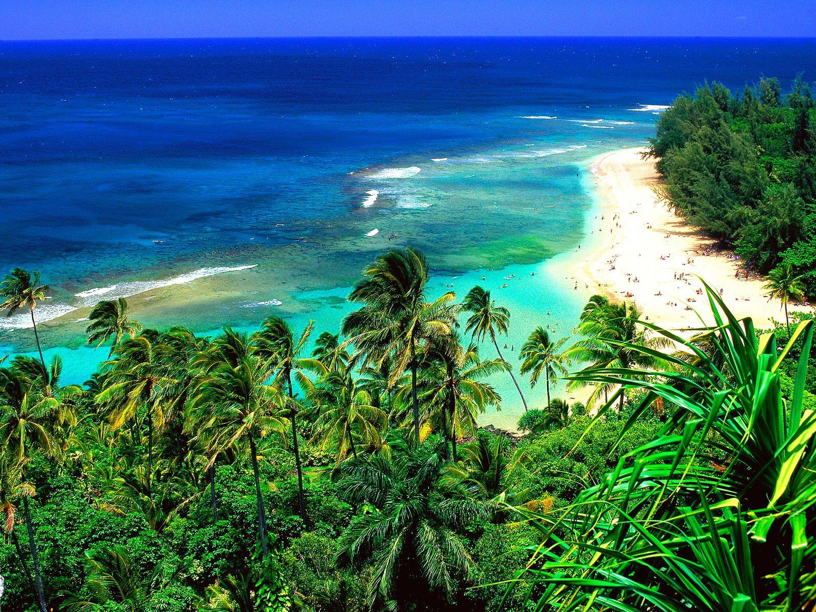 diaforetiko.gr : kauai+island+%281%29 Τα 30 ομορφότερα νησιά του κόσμου – Ανάμεσα τους και η δική μας Σαντορίνη!