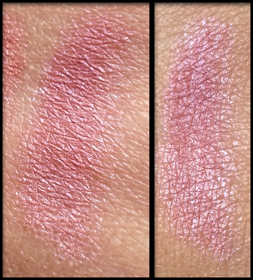Neve Cosmetics - Blush Minerale - Noblesse swatch