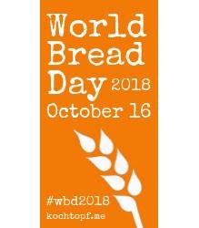 día mundial del pan 2018