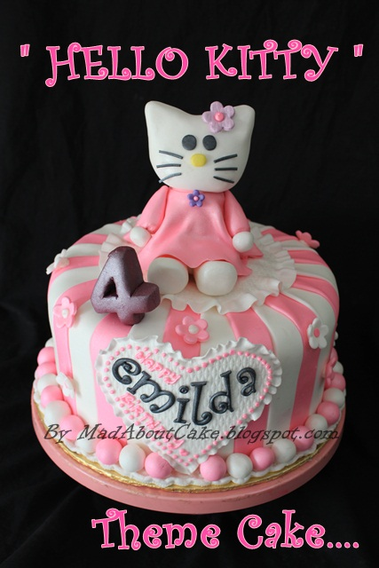 Cake Images With Name Hari : Mad About Cake: Happy Birthday guys!!! Kek Hari Jadi ;D