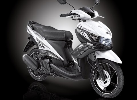 Yamaha GT 125 Eagle Eye Luxury White