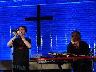 07.04.2013 Bochum - Christuskirche: Hidden Orchestra