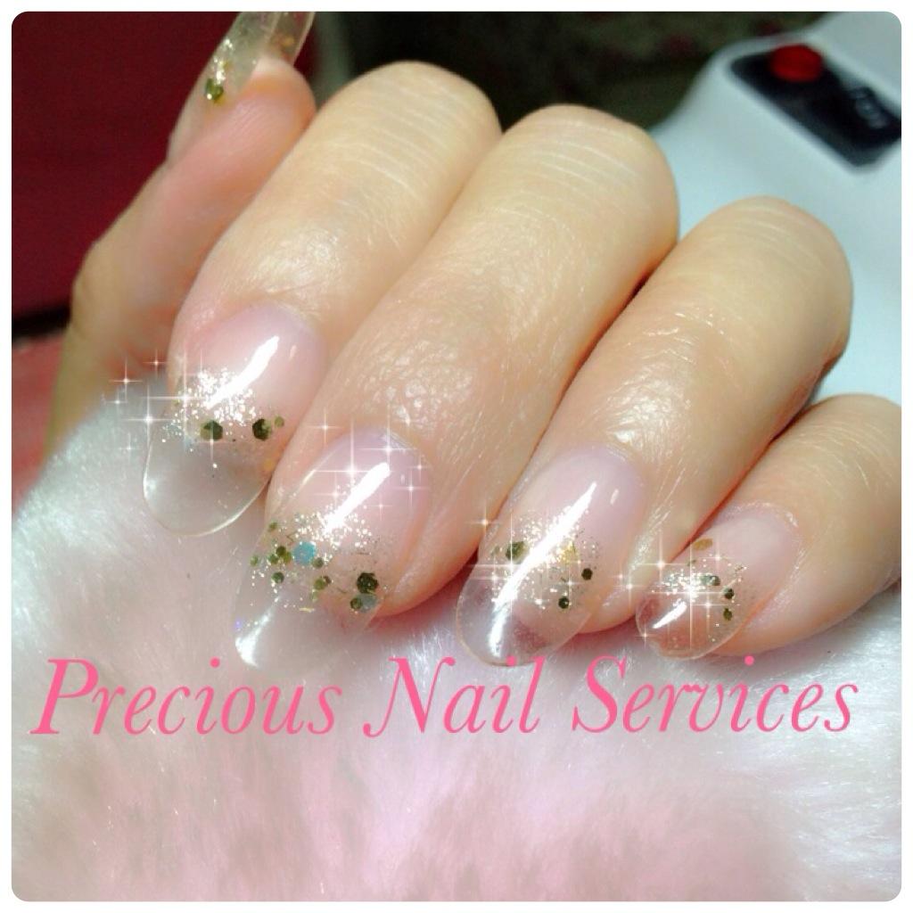 Precious Nail Services: CNY nails