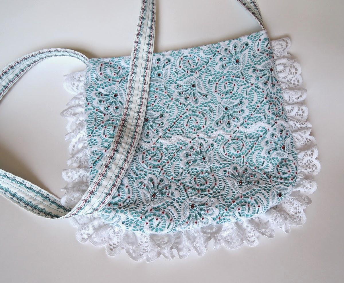 сумочка к платью расшитая бисером