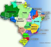 Estados de Cobertura do Programa Vale Educação