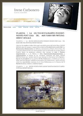 VILANOVA I LA GELTRU-PINTURA-ERNEST DESCALS-IRENE-title=