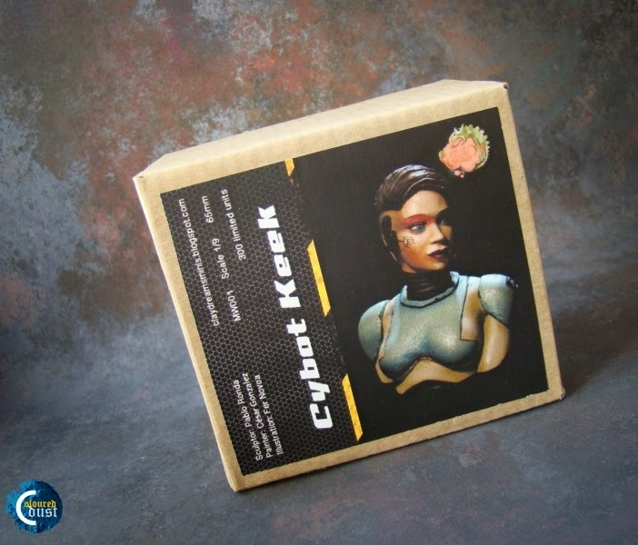 Cybot Keek (Clay Dreams)