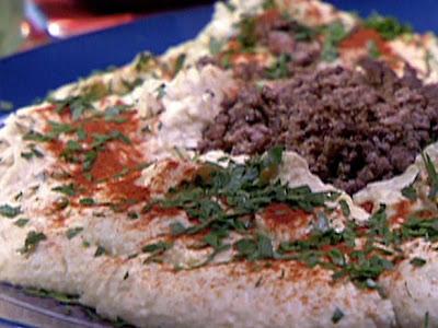 Hummus Ma Lahma Recipe