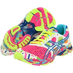 Asics Gel Noosa Tri  Running Shoes Review