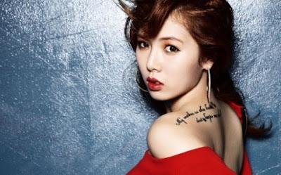Artis Korea HyunA, Artis Paling Hot Versi Billboard