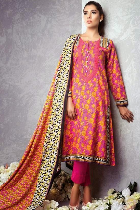 Satrangi long summer dresses collection