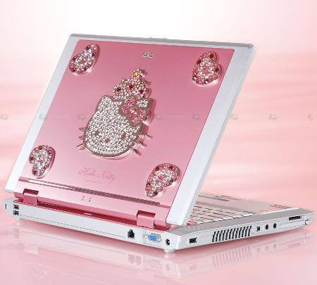 Laptopul ei