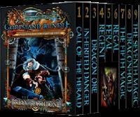 The World of Godsland by Brian Rathbone books 1-9