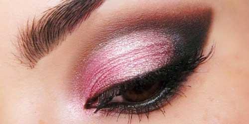 maquillaje de ojos para salir de fiesta