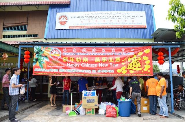 Persatuan Penjagaan Kanak-Kanak Cacat Klang Selangor - A Call For Charity Help