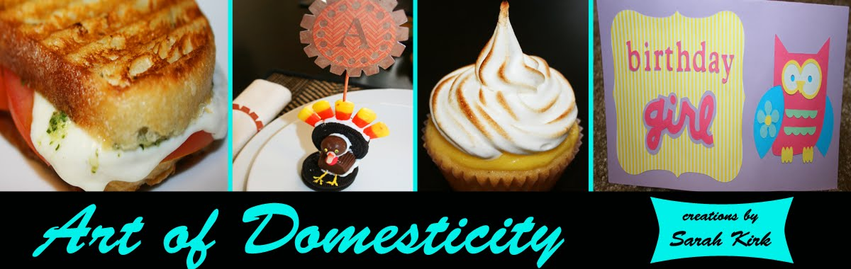 Art of Domesticity