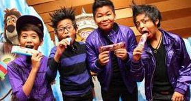 Profil personil Coboy Junior Download Lagu terbaru