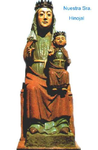 Blessed Virgin Mary of Fennel-Paradinas de San Juan´s Patron Saint