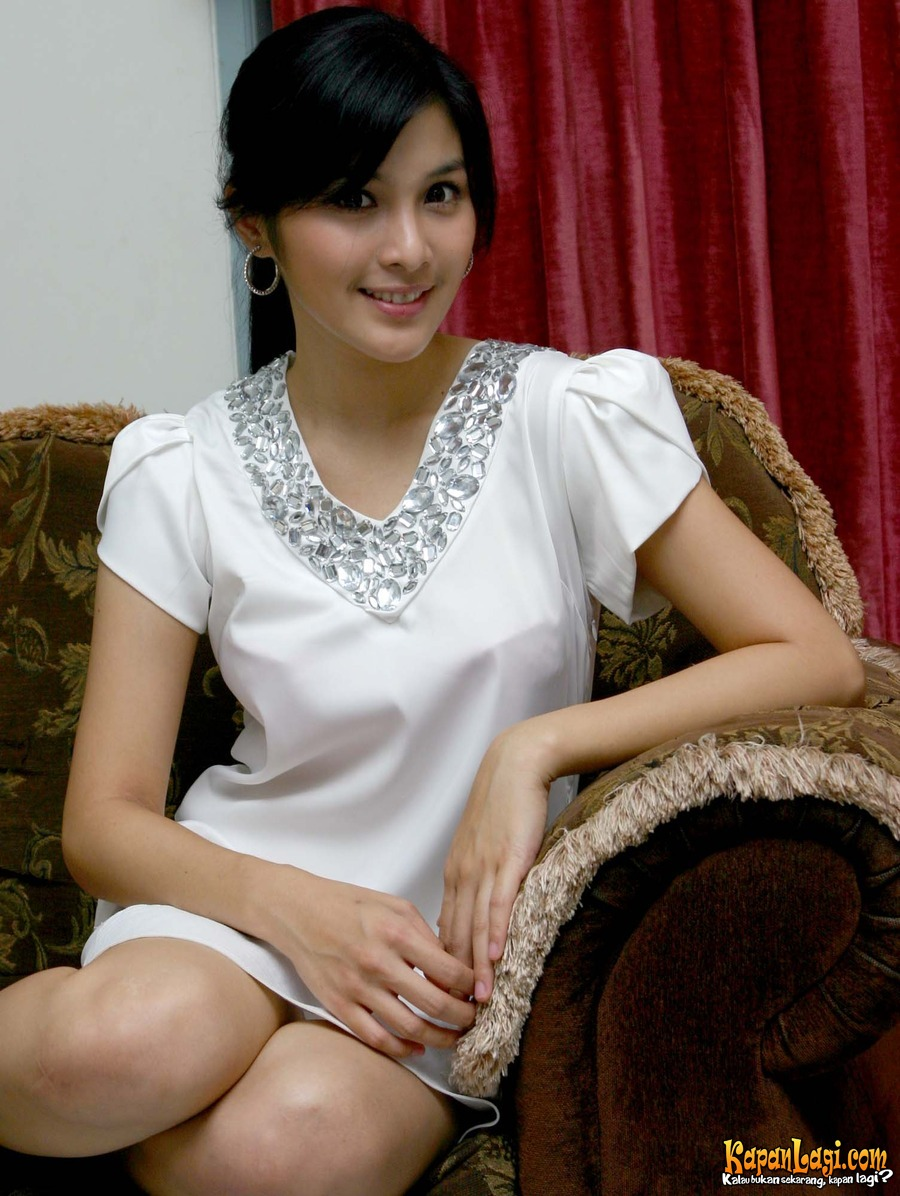 Koleksi Foto Sandra Dewi :