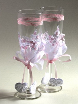 Como decorar copas para boda lodijoella for Decoration verre