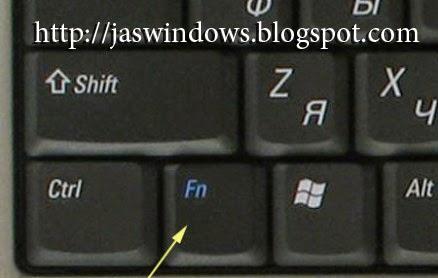 Причины по которым клавиша fn на ноутбуке может не работать.